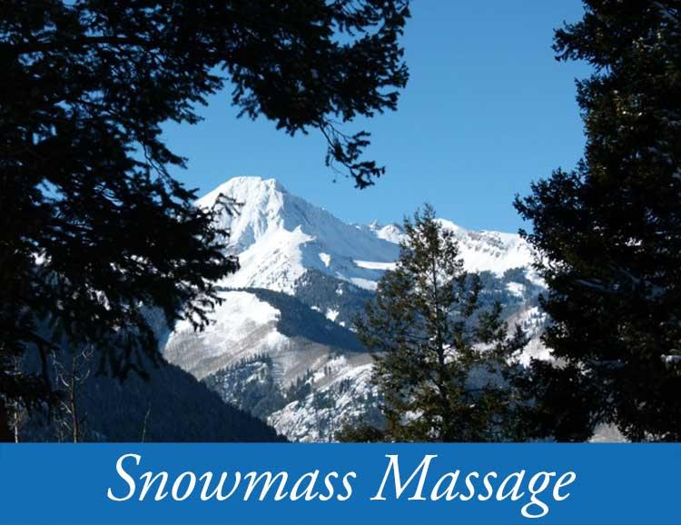 Snowmass Massage